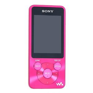 【中古】SONYウォークマン Sシリーズ NW-S784 ピンク/8GB|excellar