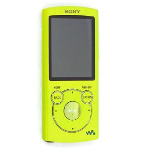【中古】SONYウォークマン Sシリーズ NW-S764 グリーン/8GB|excellar