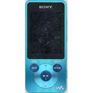 【中古】SONYウォークマン Sシリーズ NW-S784 ブルー/8GB 訳あり|excellar