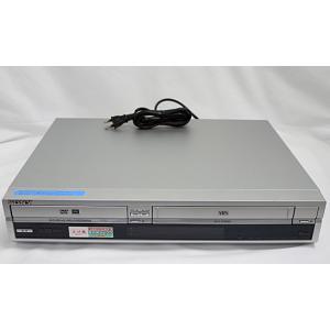 【中古】SONY製 VHSビデオ一体型DVDレコーダー スゴ録 RDR-VX30 リモコン付き|excellar