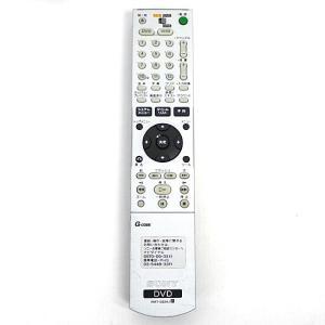 【中古】SONY DVDレコーダー用リモコン RMT-D224J|excellar