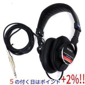 【キャッシュレスで5%還元】【中古】SONY製 ヘッドホン MDR-CD900ST 本体のみ ヘッド...