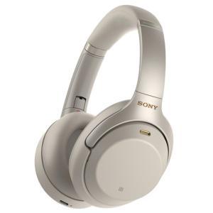 【商品名:】【中古】SONY ワイヤレスノイズキャンセリングヘッドホン WH-1000XM3(S) ...