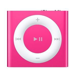 【キャッシュレスで5%還元】【中古】Apple 第4世代 iPod shuffle MKM72J/A ピンク/2GB 未使用|excellar