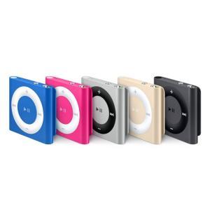 【キャッシュレスで5%還元】【中古】Apple 第4世代 iPod shuffle MKM72J/A ピンク/2GB 未使用|excellar|02