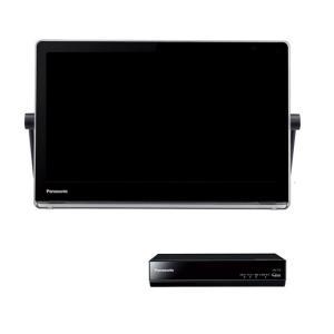 【中古】Panasonic 15V型 ポータブル液晶テレビ プライベート・ビエラ UN-15T7-K ブラック 美品 元箱あり excellar