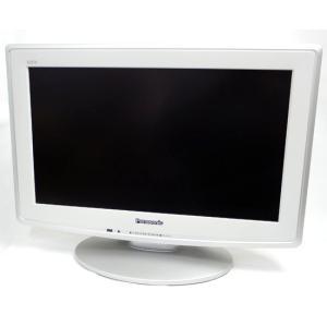 【中古】Panasonic 19型 ハイビジョン液晶テレビ VIERA TH-L19D2VA ホワイト|excellar