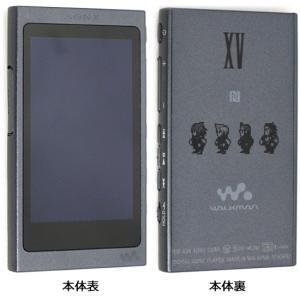 【中古】SONYウォークマン Aシリーズ FINAL FANTASY XV EDITION NW-A36HN/FF 本体のみ|excellar