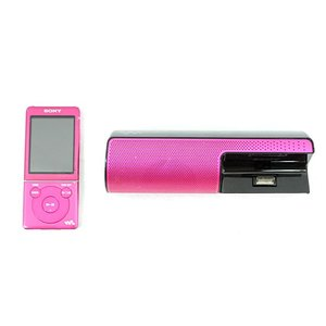 【中古】SONYウォークマン Sシリーズ NW-S775K ピンク/16GB 本体いたみ|excellar