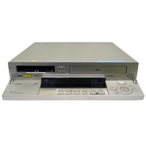 【中古】SONY DV&VHS ダブルビデオデッキ WV-DR7 DVカバーなし|excellar