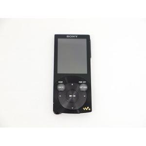 【中古】SONYウォークマン Sシリーズ NW-S744 ブラック/8GB 本体いたみ|excellar