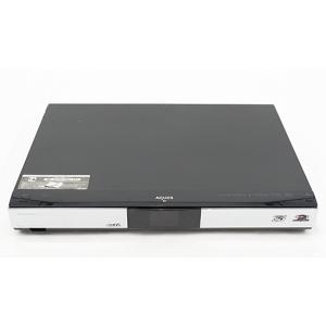 【キャッシュレスで5%還元】【中古】SHARP AQUOS ブルーレイディスクレコーダー BD-HDW70 リモコン・電源コードなし|excellar
