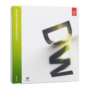 Adobe Dreamweaver CS5★製品版★日本語 Mac版△未開封【訳あり】