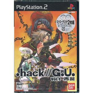 .hack//G.U. Vol.1 再誕 PS2|excellar