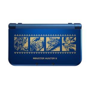 New 3DS LL モンスターハンタークロス 狩猟生活パック◆新品 excellar