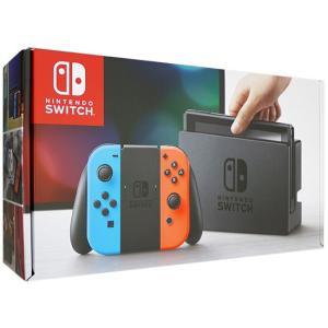 任天堂 Nintendo Switch ネオンブルー/ネオンレッド|excellar