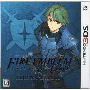 ファイアーエムブレム Echoes もうひとりの英雄王 LIMITED EDITION 早期購入特典付き 3DS|excellar