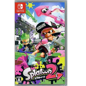 スプラトゥーン2(Splatoon 2) Nintendo Switch|excellar