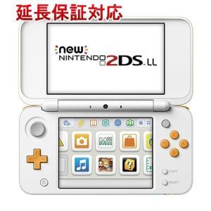 任天堂■Newニンテンドー2DS LL ホワイト×オレンジ■新品未開封|excellar
