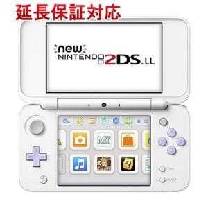 【商品名:】任天堂 Newニンテンドー2DS LL ホワイト×ラベンダー / 【商品状態:】新品 /...