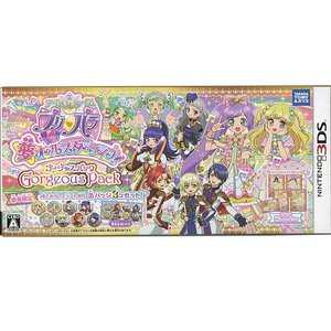 アイドルタイムプリパラ 夢オールスターライブ! ゴージャスパック 早期購入特典付き 3DS|excellar