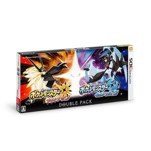 ポケットモンスター ウルトラサン・ウルトラムーン ダブルパック 3DS|excellar