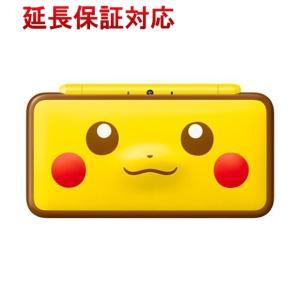 【商品名:】【キャッシュレスで5%還元】任天堂 Newニンテンドー2DS LL ピカチュウエディショ...
