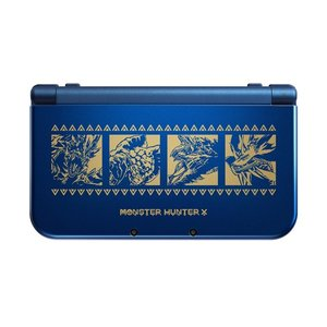 New 3DS LL モンスターハンタークロス 狩猟生活パック◆新品▲ excellar