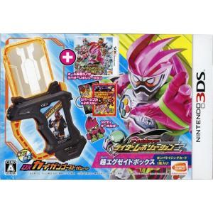 オール仮面ライダー ライダーレボリューション 超エグゼイドボックス 3DS|excellar