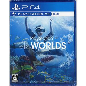 【キャッシュレスで5%還元】【新品訳あり】 PlayStation VR WORLDS(VR専用) ...
