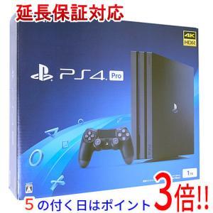 SONY プレイステーション4 Pro 1TB ジェット・ブラック CUH-7200BB01|excellar