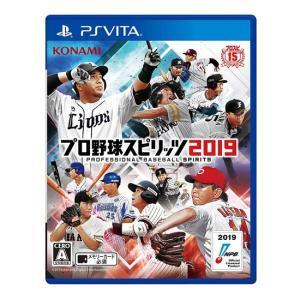 【商品名:】プロ野球スピリッツ2019 PS Vita / 【商品状態:】新品です。//※本商品は、...