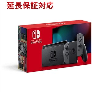 任天堂 Nintendo Switch 新モデル HAD-S-KAAAA グレー