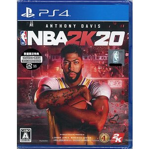 【商品名:】【キャッシュレスで5%還元】NBA 2K20 数量限定・パッケージ版購入者特典付き PS...
