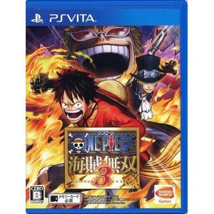 ワンピース 海賊無双3 PS Vita|excellar