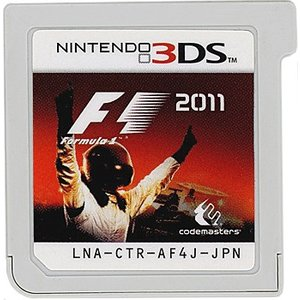 F1 2011★3DS▲▲ソフトのみ【送料180円〜】|excellar