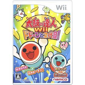 太鼓の達人Wii ドドーンと2代目! ソフト単品版|excellar