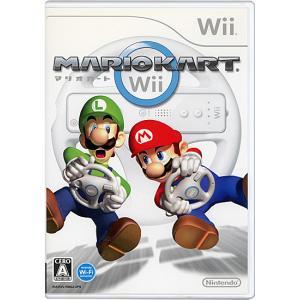 マリオカートWii▲「Wiiハンドル」なし☆▲▲▽【送料180円〜】|excellar