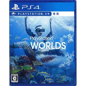 【キャッシュレスで5%還元】【中古】PlayStation VR WORLDS(VR専用) PS4