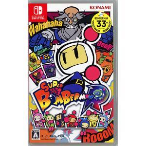 【商品名:】【キャッシュレスで5%還元】【中古】スーパーボンバーマンR Nintendo Switc...