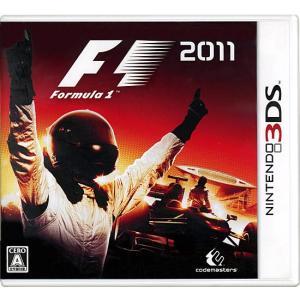 F1 2011★3DS★説明書なし★【送料180円〜】|excellar