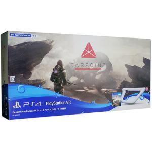 【商品名:】【キャッシュレスで5%還元】【中古】Farpoint PlayStation VR シュ...
