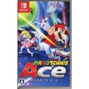 【中古】マリオテニス エース Nintendo Switch|excellar