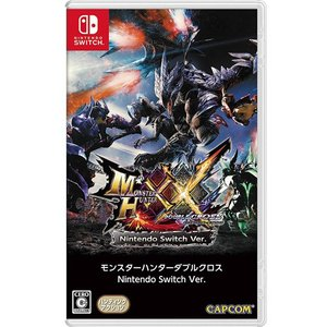 【キャッシュレスで5%還元】【中古】モンスターハンターダブルクロス Nintendo Switch ...