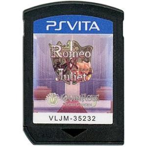 【キャッシュレスで5%還元】【中古】ロミオVSジュリエット 全巻パック PS Vita  ソフトのみ