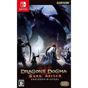 【キャッシュレスで5%還元】【中古】ドラゴンズドグマ:ダークアリズン Nintendo Switch