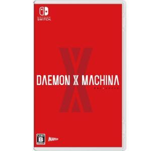 【キャッシュレスで5%還元】【中古】DAEMON X MACHINA Nintendo Switch