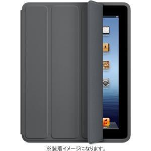 【キャッシュレスで5%還元】APPLE iPad Smart Case ダークグレー MD454FE/A|excellar