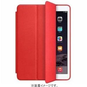 【キャッシュレスで5%還元】APPLE iPad Air 2 Smart Case (PRODUCT) RED MGTW2FE/A|excellar
