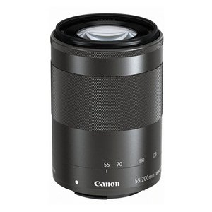 Canon★EF-M55-200mm F4.5-6.3 IS STM☆ワケあり●新品|excellar